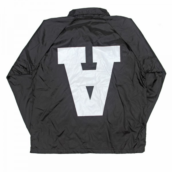AnmlHse Coaches Jacket Black