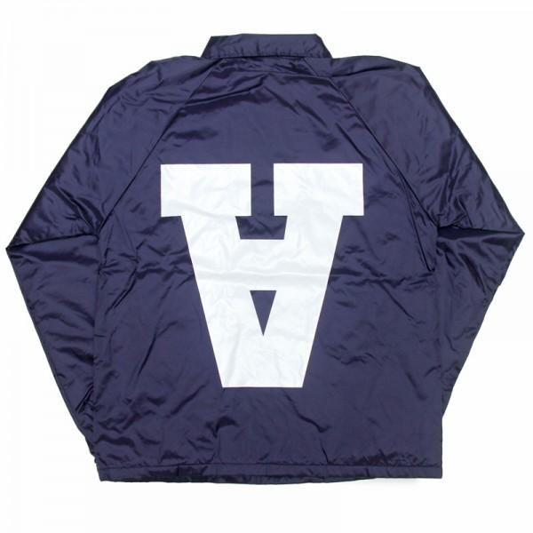 AnmlHse Coaches Jacket Navy