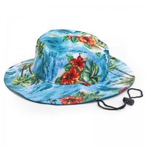 AnmlHse So Wavy Bucket Hat