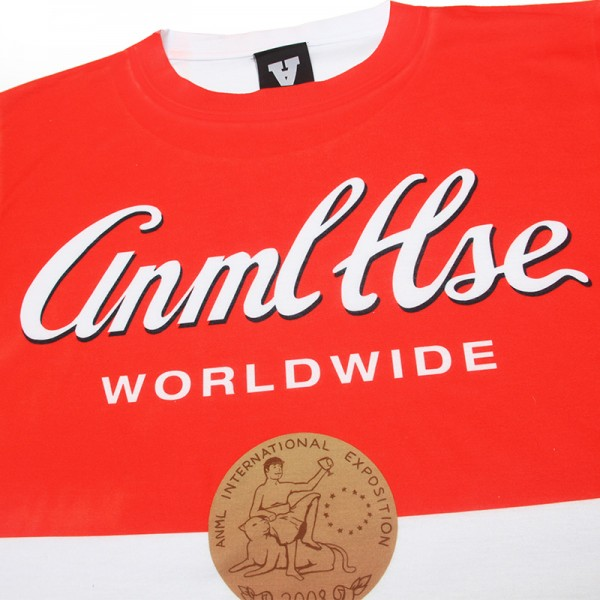 AnmlHse Warhol Anml Soup Tee Campbells