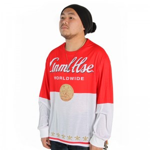 AnmlHse Worldwide Anml Soup Warhol Long Sleeve