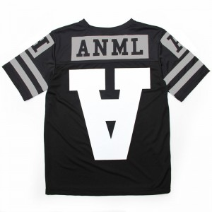 AnmlHse Varsity A Pro Mesh Scrimmage Jersey Black