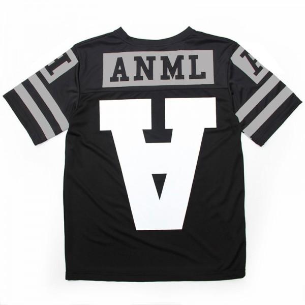 AnmlHse Varsity A Pro Mesh Scrimmage Jersey Black