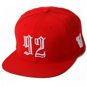 Youth in Revolt Snapback 92 (Red)