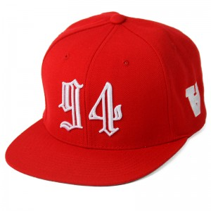 Youth in Revolt Snapback 94 (Red)