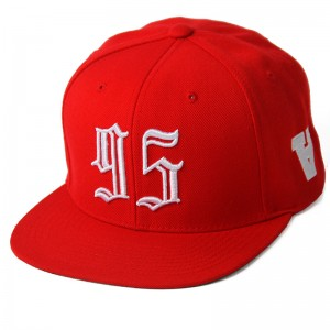 Youth in Revolt Snapback 95 (Red)