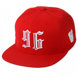Youth in Revolt Snapback 96 (Red)