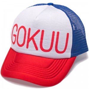 Gokuu Hat Mesh Trucker Snapback DBZ Dragonball Z