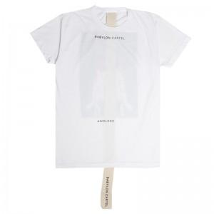 anmlhse babylon cartel shirt white