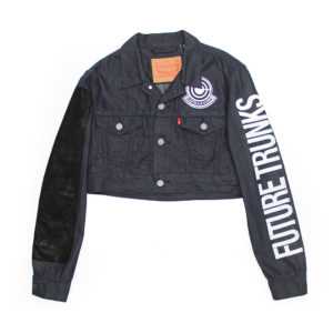 Future Trunks / Levi's® Custom Cropped Jacket