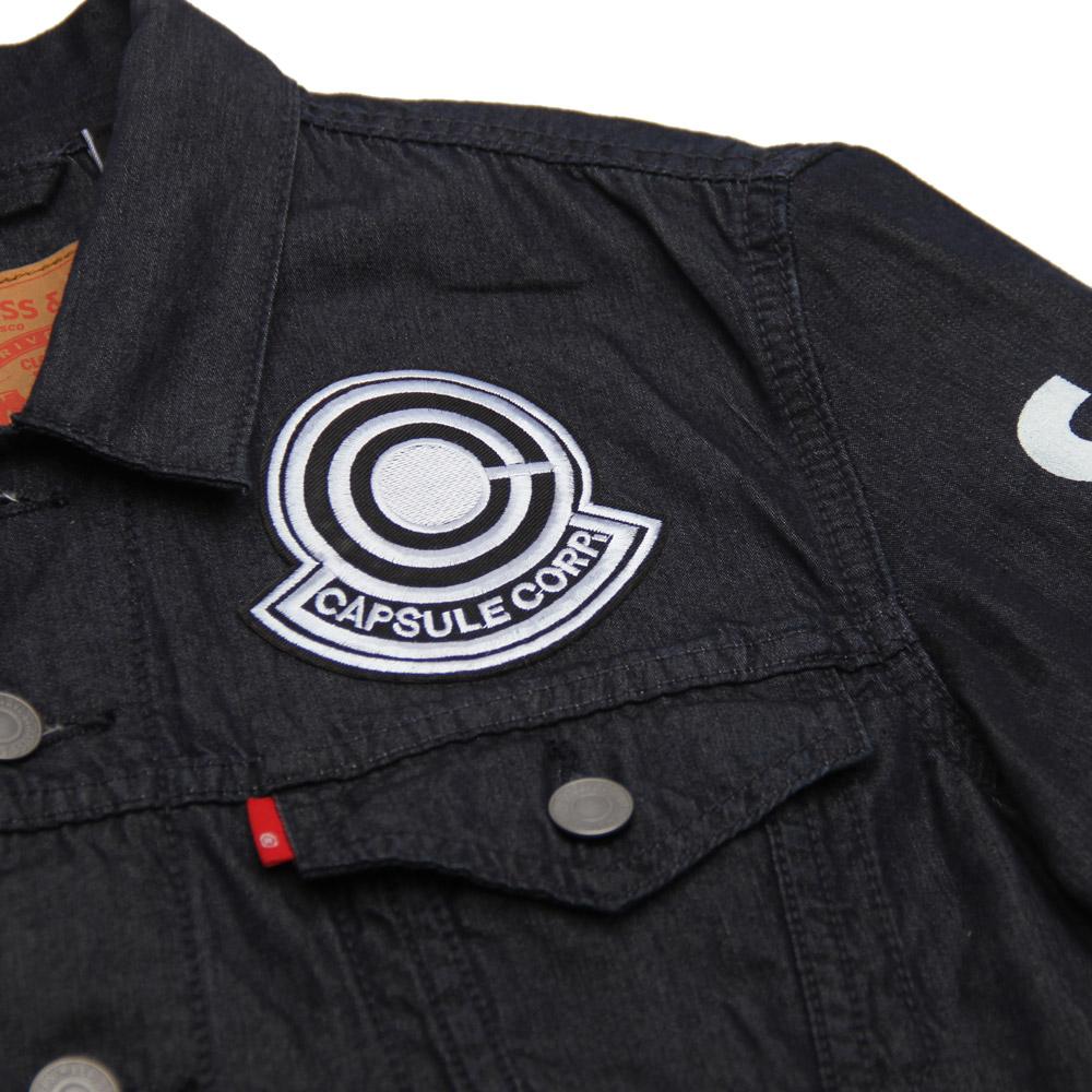 Future Trunks / Levi's® Custom Cropped Jacket