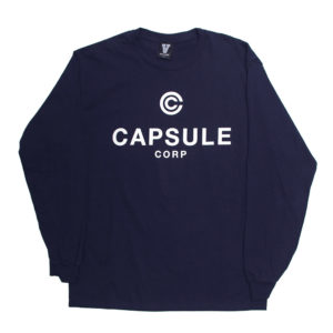 Capsule Corp Uniform (Long Sleeve)