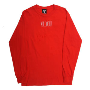 KILLYOU! Embroidered (Long Sleeve)