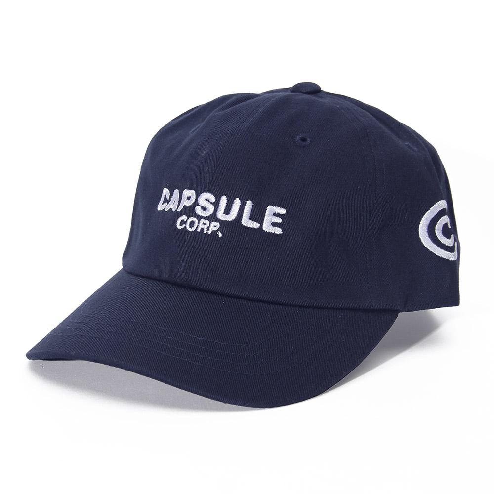 Capsule Corp Uniform Cap (Navy) c5636c961ab