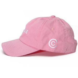 Capsule Corp Uniform Cap (Pink)